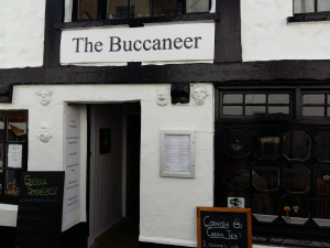 The Buccaneer Polperro