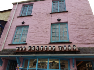 The Pottery Shop Polperro