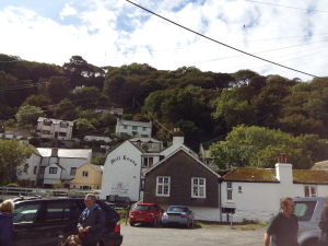 View of Polperro