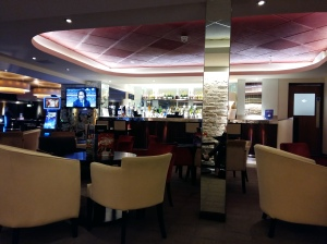 Bar area Genting Casino Edgbaston
