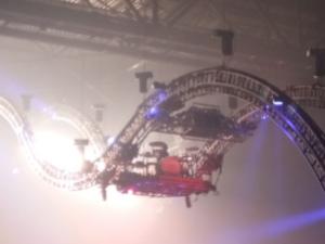 Drum rollercoaster