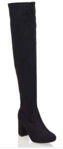 Ebay over the knee boots