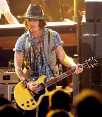 Johnny Depp Hollywood Vampires