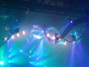 Motley Crue drum rollercoaster 2