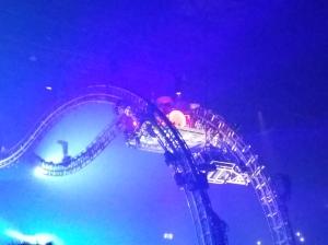 Motley Crue drum rollercoaster