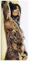 Tattooed Nikki Sixx