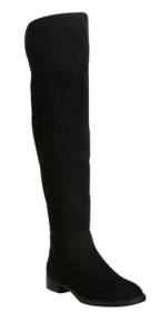 Tesco flat over the knee boots