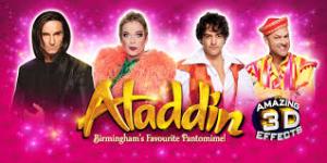 Aladdin pantomime