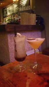 Cocktails at La Plancha