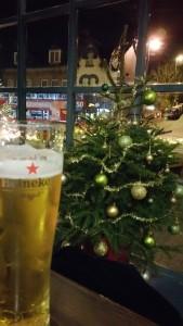 Dark Horse Christmas tree