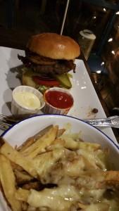 Dark Horse Kahuna burger