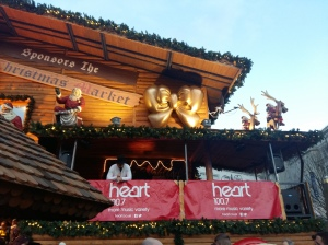 German market singalong