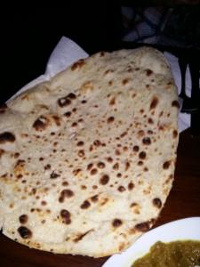 Saba persian restaurant naan bread
