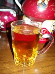 Saba persian restaurant tea