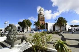 Costa Teguise town