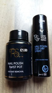 Primark nail products