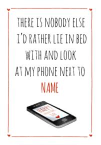 Moonpig phone