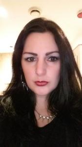 Aubergine Kiss lipstick