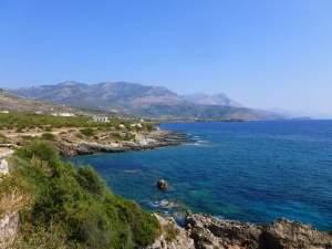 Stoupa to Aghios Nikolaos