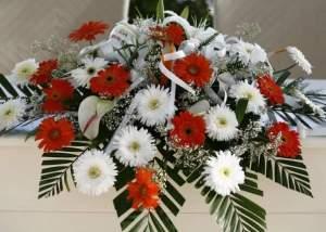 Wedding flowers gerbera daisies