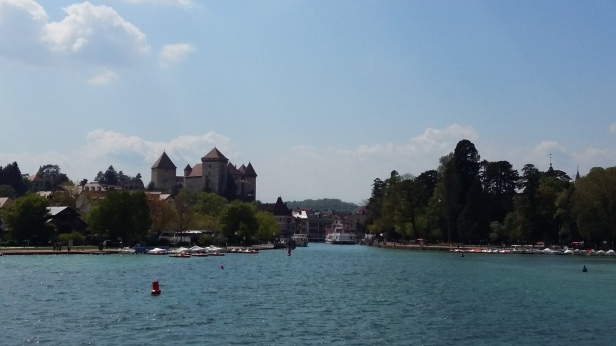 Annecy marina