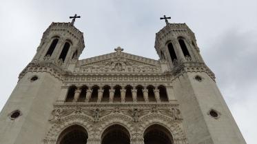 Basilica de Notre Dame Lyon 2