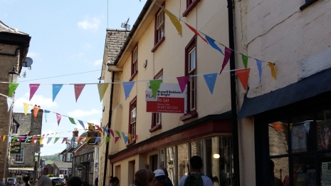 Hay on Wye town