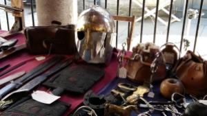 Hay on Wye vintage stall