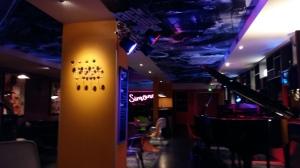 Kyriad Gare Perrache hotel bar