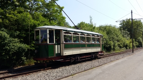 Black Country Museum tram