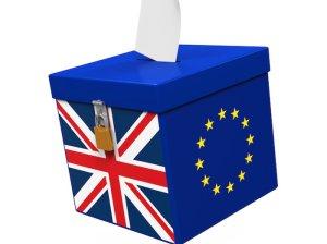 UK EU referendum ballot box