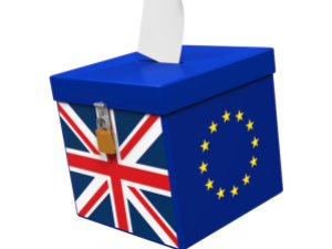 UK EU referendum ballot box
