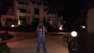 BlueBay Lanzarote apartments night