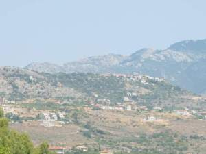 Stoupa mountain villages