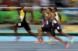 Usain Bolt olympic photo