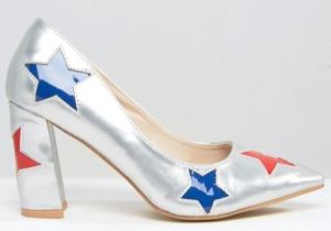 daisy-street-star-print-silver-courts