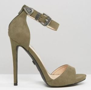 daisy-street-western-ankle-strap-sandals