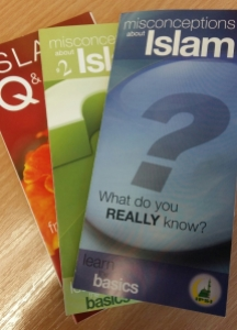 Leaflets about Islam