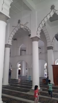 Masjid Kapitan Keling inside