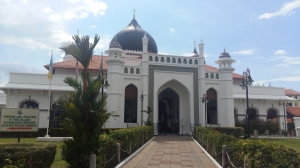 Masjid Kapitan Keling outside