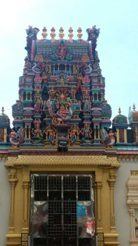 Sri Mahamariamman Temple Little India
