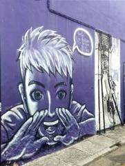 Street Art Armenian Street