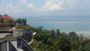 View from Penang Hill 1