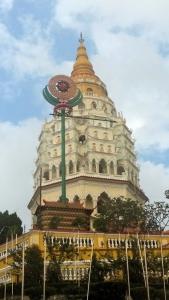 Kek Lok Si temple 7 stories