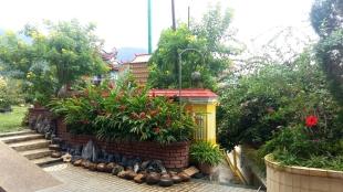 Kek Lok Si temple garden