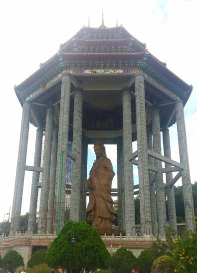 Kek Lok Si temple Guanyin pagoda