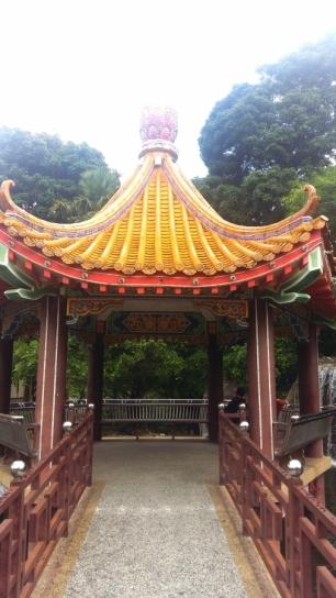 Kek Lok Si temple pagoda entrance