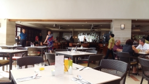 Holiday Inn Penang restaurant