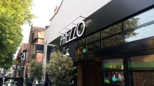 Outside Prezzo Moseley