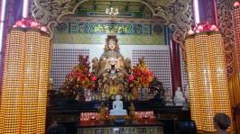 Thean hou temple buddha